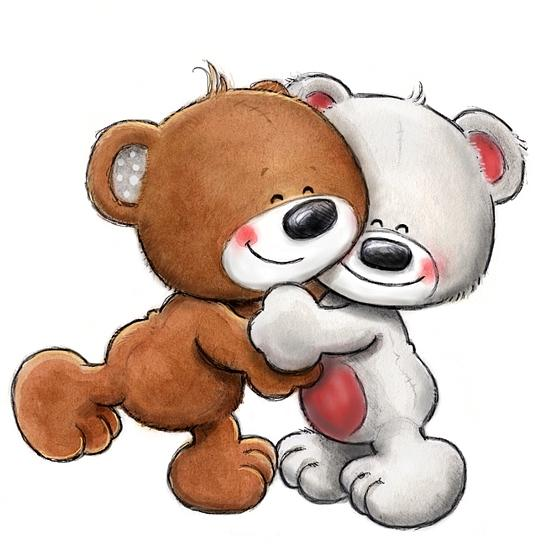 -huggingteddies